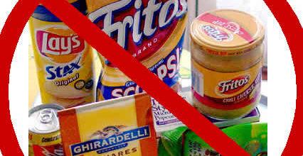 Dez  alimentos que você deve banir do seu cardápio