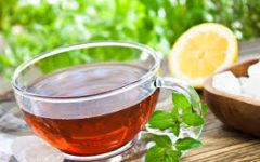 Chá contra gripe e resfriado
