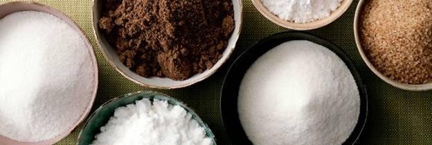 Tipos de Açúcares