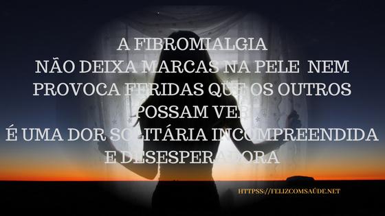 fibromialgia a dor que vem da alma